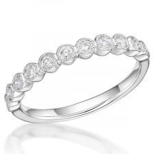 Vintage Style Diamond Ring 0.23ct