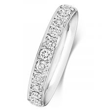 Grain Set Diamond Ring 3.1mm